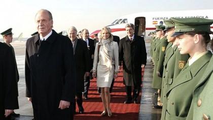 El rey Juan Carlos usó el mismo gestor que la Gürtel para ingresar en Suiza el maletín con 1,9 millones de dólares
