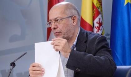"""Francisco Igea, vicepresidente de CyL, acusa a la Comunidad de Madrid de hacer """"trampas al solitario"""""""