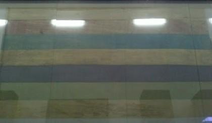 Las banderas capturadas a Francis Drake que se custodian en la Catedral de Sigüenza