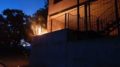 """Queman la casa de un alcalde de Ciudad Real y destrozan sus vehículos: """"Hace 20 años quedó la cosa sin curar"""""""