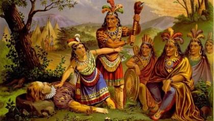 Pocahontas, cuando los ingleses nos roban nuestras historias y las hacen suyas