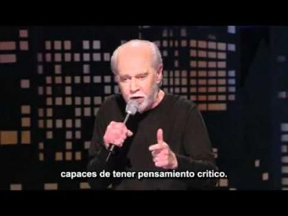 George Carlin - Tú eres un esclavo