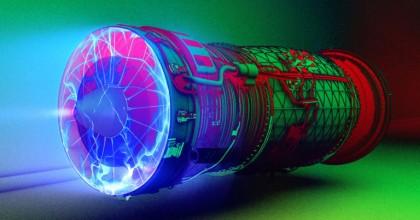 Este científico dice que ha construido un motor a reacción que convierte la electricidad directamente en empuje -ENG-