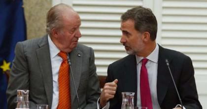 PSOE, PP y Ciudadanos protegen al Rey Felipe VI ante la deriva de la causa de Juan Carlos I
