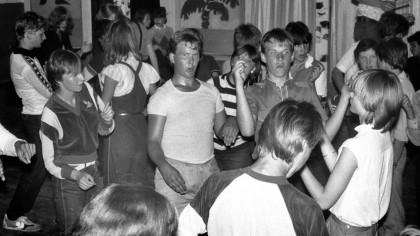 Así eran las discotecas soviéticas