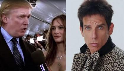 Ben Stiller se niega a eliminar a Donald Trump de Zoolander