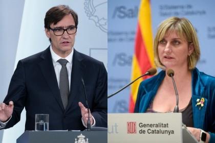 Cataluña rechazó las ofertas de apoyo logístico de Sanidad para contener los brotes del Segrià (CAT)