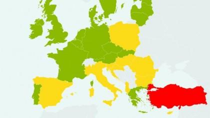 """La libertad de información en España, en una """"situación preocupante"""", según un estudio"""