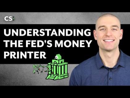 """Entendiendo la """"Impresora de Dinero"""" de la Reserva Federal (FED) [EN]"""