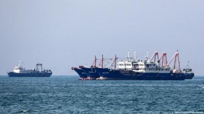 Irán niega ser dueño de cuatro buques confiscados por EE.UU