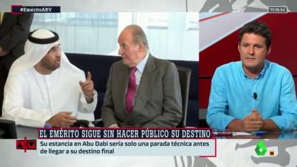 """Jesús Cintora: """"Seguimos sin saber el patrimonio real del rey actual y del emérito"""""""