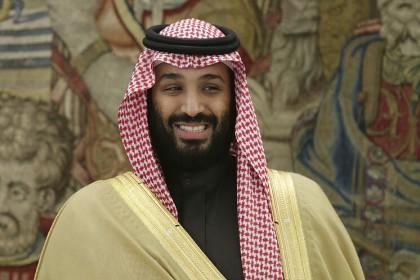 150 mujeres y una isla privada, la semana de juerga del príncipe heredero saudí