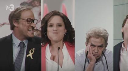 """La divertida parodia musical de """"Polònia"""" sobre las restricciones en Madrid"""