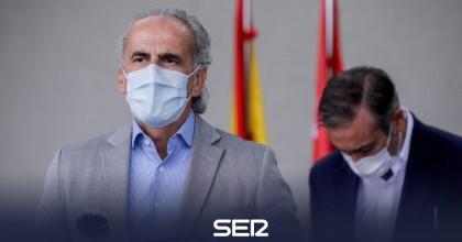 El consejero de Sanidad de Madrid está de acuerdo con Salvador Illa sobre el confinamiento total de la capital