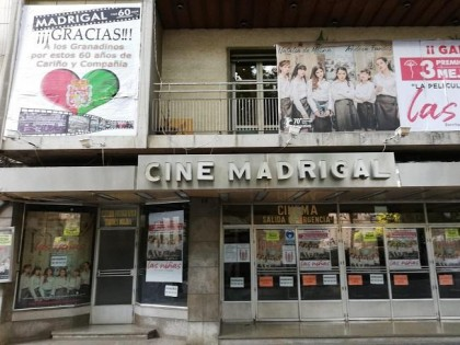 El Madrigal, el último cine 'Paradiso' de España, cumple 60 años