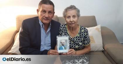 Historia de un retrato: una huérfana murciana de la Guerra Civil pone rostro a su padre 81 años más tarde
