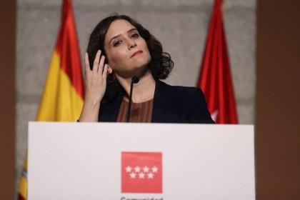 Ayuso no cede pese al ultimátum del Gobierno y dice que no cerrará Madrid