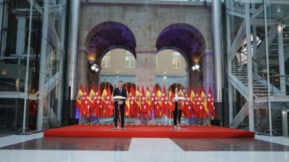 Moncloa apura las horas para cerrar ya Madrid y ofrece a Ayuso un último pacto