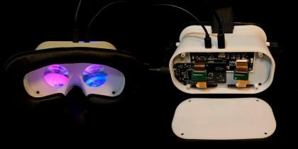 Relativty: unas gafas RV de código abierto por unos 170 euros