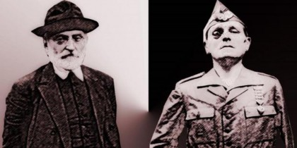 Halladas unas actas originales del choque de Unamuno con Millán Astray: «Ciertos profesores morirán»