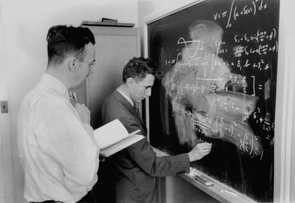 10.000 horas con Claude Shannon: cómo piensa, trabaja y vive un genio [ENG]