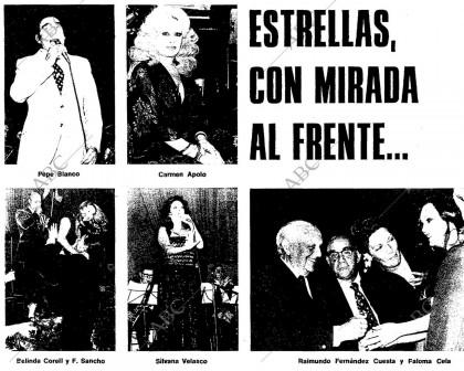 ¿Exaltación fascista o «fiesta pro-subnormales»? El reportaje de Blanco y Negro sobre los famosos...