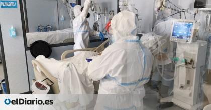 España registra 492 nuevos fallecidos, suma 40.285 contagios y roza ya los 900 casos de incidencia