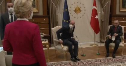 """Draghi tilda de """"dictador"""" a Erdogan y lamenta la """"humillación"""" a Von der Leyen"""