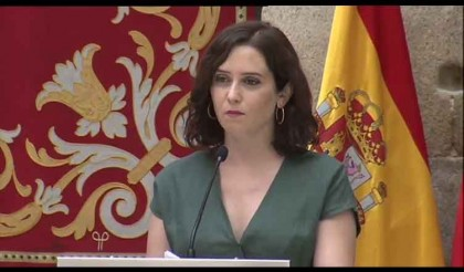 Rompen el relato de Ayuso a Piqueras: Madrid tiene más muertes que otras capitales europeas