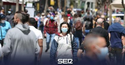 España se acerca a su próxima decisión: cuándo quitar la mascarilla al aire libre