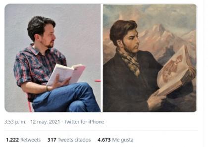 De cómo un tuit de humor acaba siendo portada en los medios de derechas