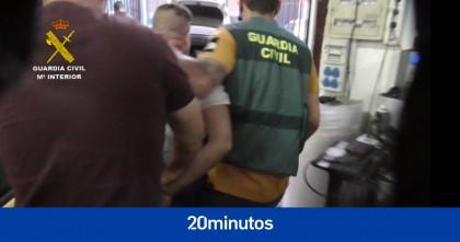 El Rafita vuelve a las andadas: el asesino de Sandra Palo es detenido como líder de una banda de alunizajes y mazazos