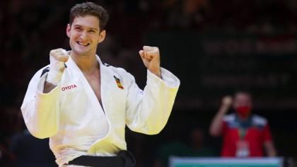 Niko Shera, primer bicampeón mundial de la historia del judo español
