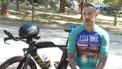 """De pasar 10 años en la cárcel a representar a España en el mundial de triatlón: """"Se reían en prisión cuando corría"""""""