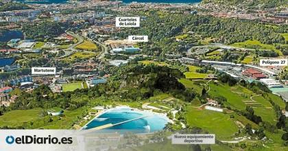 Una piscina de olas artificiales a 4 km. de la playa enfrenta a surfistas y ecologistas con el Ayuntamiento de Donostia