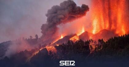 El satélite europeo Copernicus publica la primera cartografía de daños del volcán de La Palma