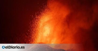 El volcán de La Palma entra en una nueva fase más explosiva