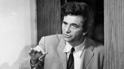 """El encanto de """"Colombo"""" 50 años después"""