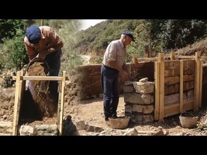 El tapial: construcción artesanal de una casa