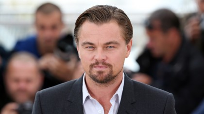 Así aterrizó Leonardo DiCaprio en Trujillo con su fábrica de diamantes