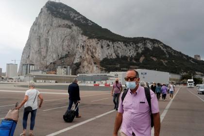 El Reino Unido amenaza con una salida no negociada para Gibraltar