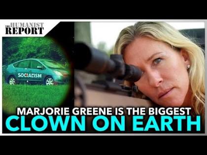 Marjorie Greene realmente pensó que este vergonzoso anuncio era una buena idea [ING]