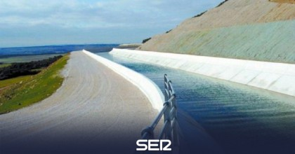 La instalación de placas solares sobre el Canal de Navarra producirá el 6,5% de la energía que se consume en la comunidad foral