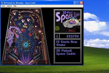 """El Pinball de Windows XP funcionaba a más de 1.000.000 fps hasta que """"lo arreglaron"""" bajándolo a 120 fps"""
