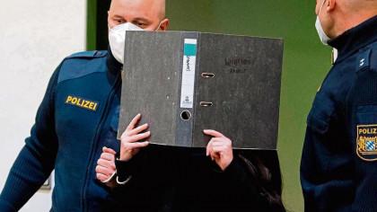 Cárcel para una alemana del Estado Islámico por la muerte de una niña